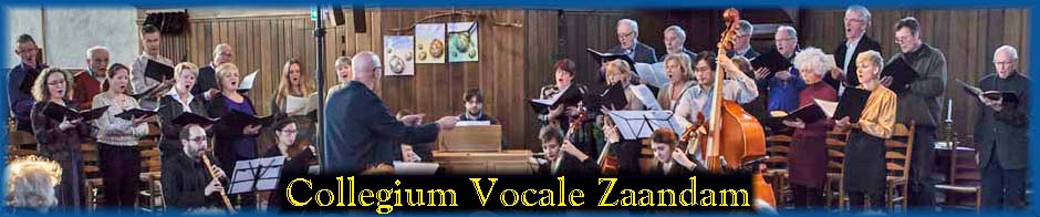 Collegium Vocale Zaandam